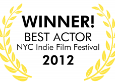 BEST ACTOR NYCIFF Richard Poe MED