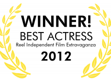 BEST ACTRESS RIFE MED GOLD