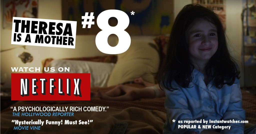 Theresa Is a Mother on Netflix